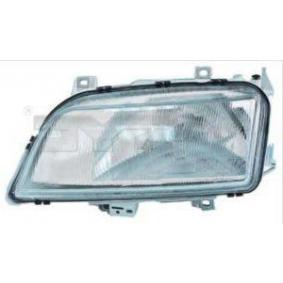 Hauptscheinwerfer für Fahrzeuge mit Leuchtweiteregelung (elektrisch) mit OEM-Nummer 7M1941015K