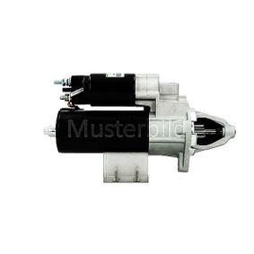 Starter with OEM Number M001 T 93371 ZC