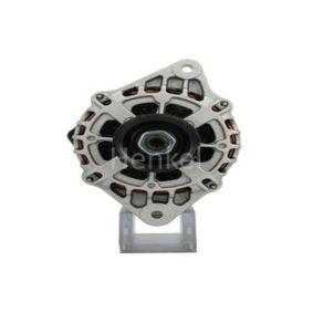 Lichtmaschine Rippenanzahl: 4 mit OEM-Nummer 3730002101