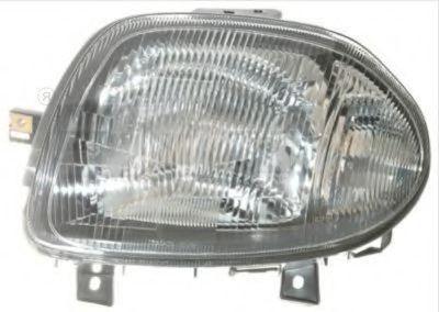 TYC  20-5492-08-2 Hauptscheinwerfer für Fahrzeuge mit Leuchtweiteregelung (elektrisch)