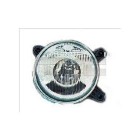 Scheinwerfereinsatz, Hauptscheinwerfer mit OEM-Nummer 63121390276