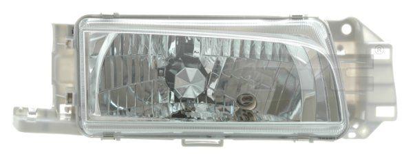 TYC  20-6163-05-8 Hauptscheinwerfer für Fahrzeuge ohne Leuchtweiteregelung (automatisch)