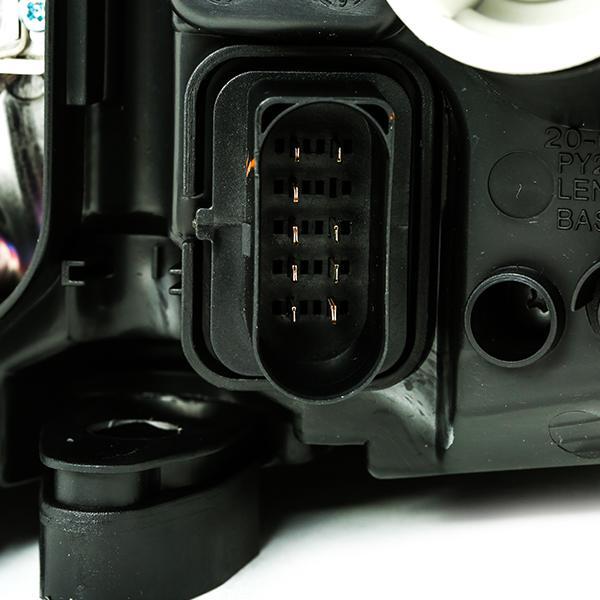 Hauptscheinwerfer TYC 20-6229-05-2 8717475012774