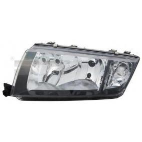 Hauptscheinwerfer für Fahrzeuge mit Leuchtweiteregelung (elektrisch), für Rechtsverkehr mit OEM-Nummer 6Y1 941 015P
