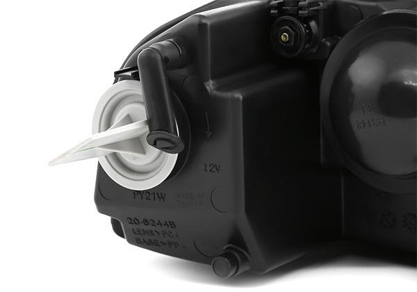 Hauptscheinwerfer TYC 20-6244-05-2 8717475022414