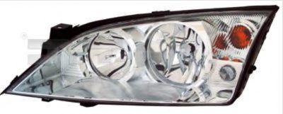 Hauptscheinwerfer TYC 20-6246-05-2 8717475029789