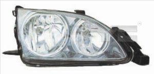 TYC  20-6253-05-2 Hauptscheinwerfer für Fahrzeuge mit Leuchtweiteregelung (elektrisch)