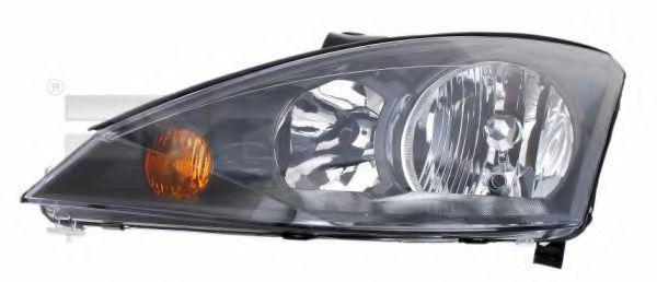 TYC  20-6348-15-2 Hauptscheinwerfer für Fahrzeuge mit Leuchtweiteregelung (elektrisch), für Rechtsverkehr