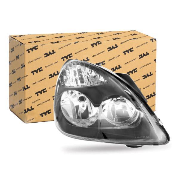 Hauptscheinwerfer TYC 20-6357-05-2 einkaufen