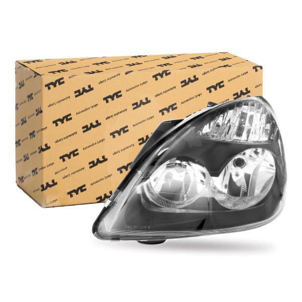 Hauptscheinwerfer TYC 20-6358-05-2 einkaufen