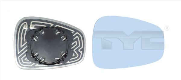 TYC  301-0029-1 Spiegelglas, Außenspiegel