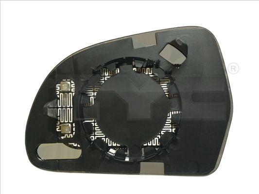 Rückspiegelglas TYC 302-0072-1 8717475060430