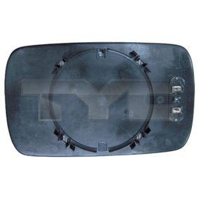 TYC  303-0004-1 Spiegelglas, Außenspiegel