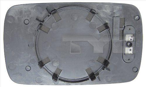 TYC  303-0022-1 Spiegelglas, Außenspiegel