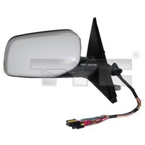 Außenspiegel Lichtverteilung: Bodenausleuchtung mit OEM-Nummer 51167065081