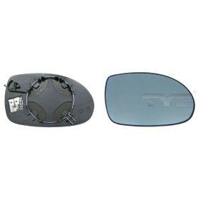 TYC  305-0018-1 Spiegelglas, Außenspiegel