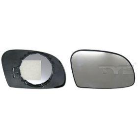 TYC  305-0030-1 Spiegelglas, Außenspiegel