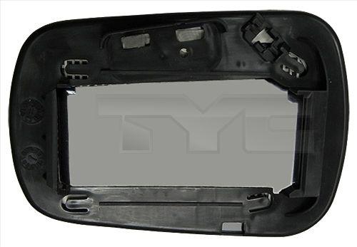 TYC  310-0020-1 Mirror Glass, outside mirror