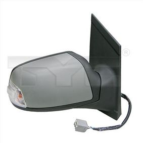 Outside Mirror with OEM Number 6S61-17K741-AA
