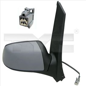 Outside Mirror with OEM Number 6S61 17K741 AA