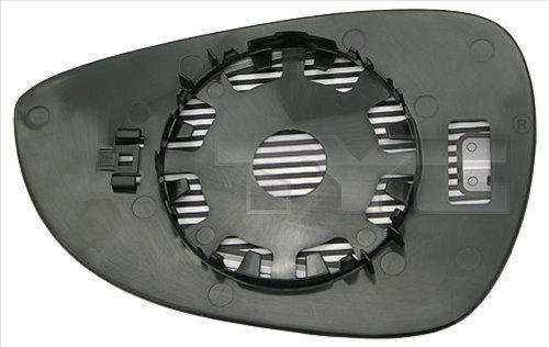 TYC  310-0129-1 Mirror Glass, outside mirror