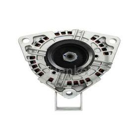 Lichtmaschine Rippenanzahl: 9 mit OEM-Nummer 0131544102