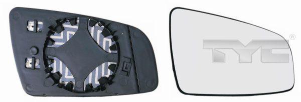 TYC  325-0083-1 Cristal de espejo, retrovisor exterior