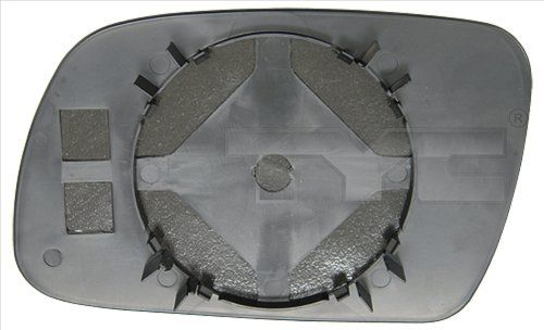 TYC  326-0038-1 Spiegelglas, Außenspiegel