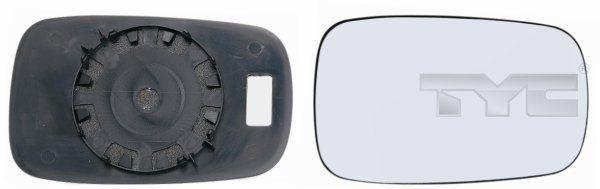 TYC  328-0085-1 Spiegelglas, Außenspiegel