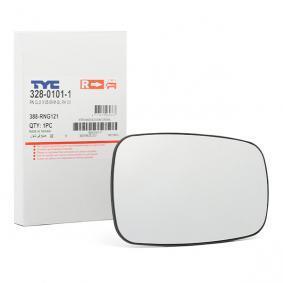 Spiegelglas, Außenspiegel Art. Nr. 328-0101-1 120,00€