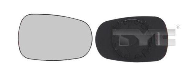 Rückspiegelglas TYC 328-0109-1 2506450332268