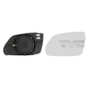 TYC  332-0019-1 Spiegelglas, Außenspiegel