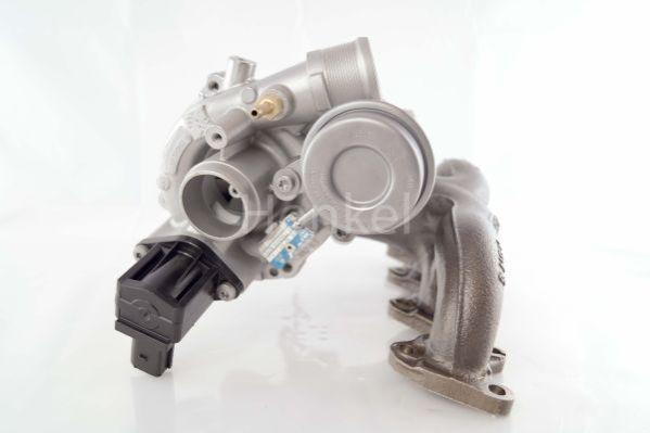 Turbocompresor, sobrealimentación Henkel Parts 5111421R evaluación