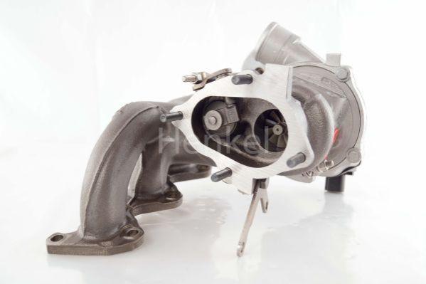 Turbocompresor, sobrealimentación Henkel Parts 5111421R conocimiento experto