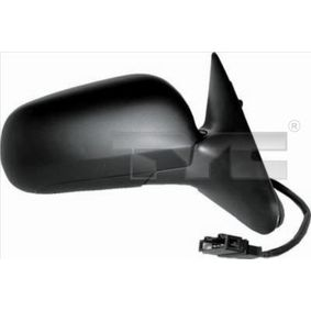 Outside Mirror with OEM Number 1U1 857 522H