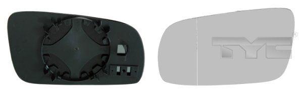 Rückspiegelglas TYC 337-0014-1 33700141