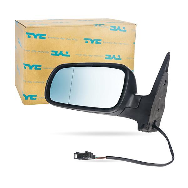 Außenspiegel TYC 337-0016 Erfahrung