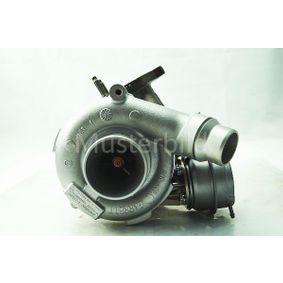 Turbocompresor, sobrealimentación con OEM número 860335