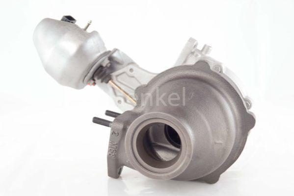 Turbocompresor Henkel Parts 5112421R conocimiento experto