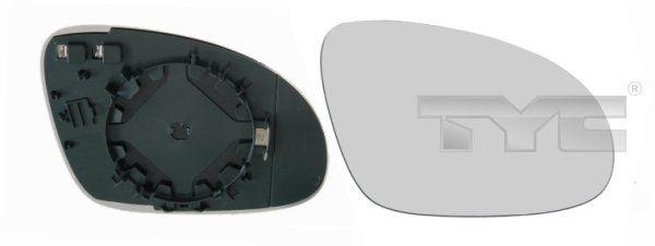 TYC  337-0094-1 Spiegelglas, Außenspiegel