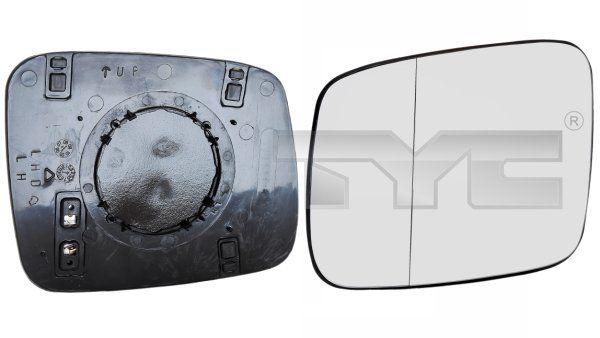 Rückspiegelglas TYC 337-0164-1 2506450096580
