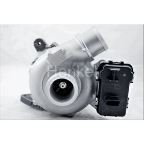 Turbocharger with OEM Number 1855732