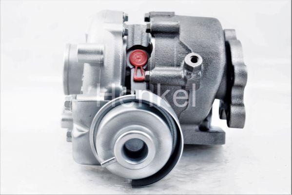 Turbocompresor, sobrealimentación Henkel Parts 5113906R evaluación