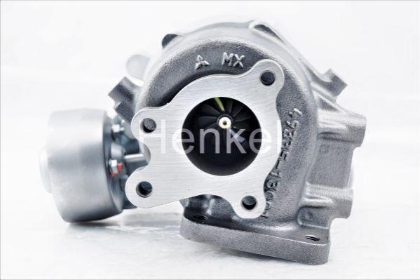 Turbocompresor Henkel Parts 5113906R conocimiento experto