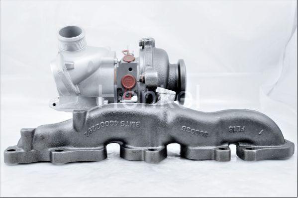Turbocompresor, sobrealimentación Henkel Parts 5114115R evaluación