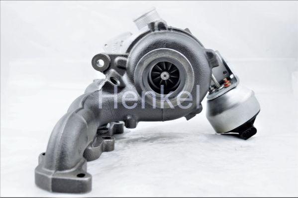 Turbocompresor, sobrealimentación Henkel Parts 5114115R conocimiento experto