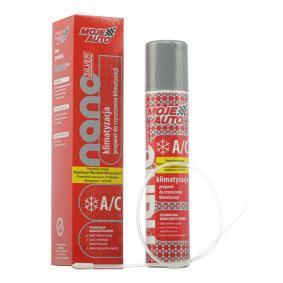 MOJE AUTO KlimaPowerCleaner antibakteriell Tdisplay 19-535 Klimaanlagenreiniger / -desinfizierer