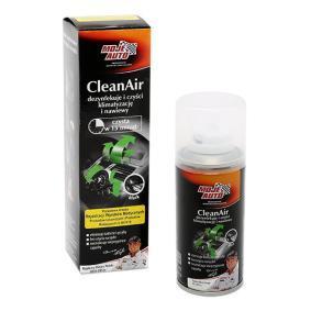 Препарат за почистване / дезифенктант за климатизатора BLACK