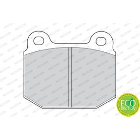 Brake Pad Set, disc brake Height 1: 66mm, Thickness: 16,5mm with OEM Number 16 05 317