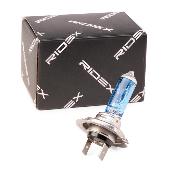 Glühlampe, Fernscheinwerfer RIDEX 106B0058 Erfahrung